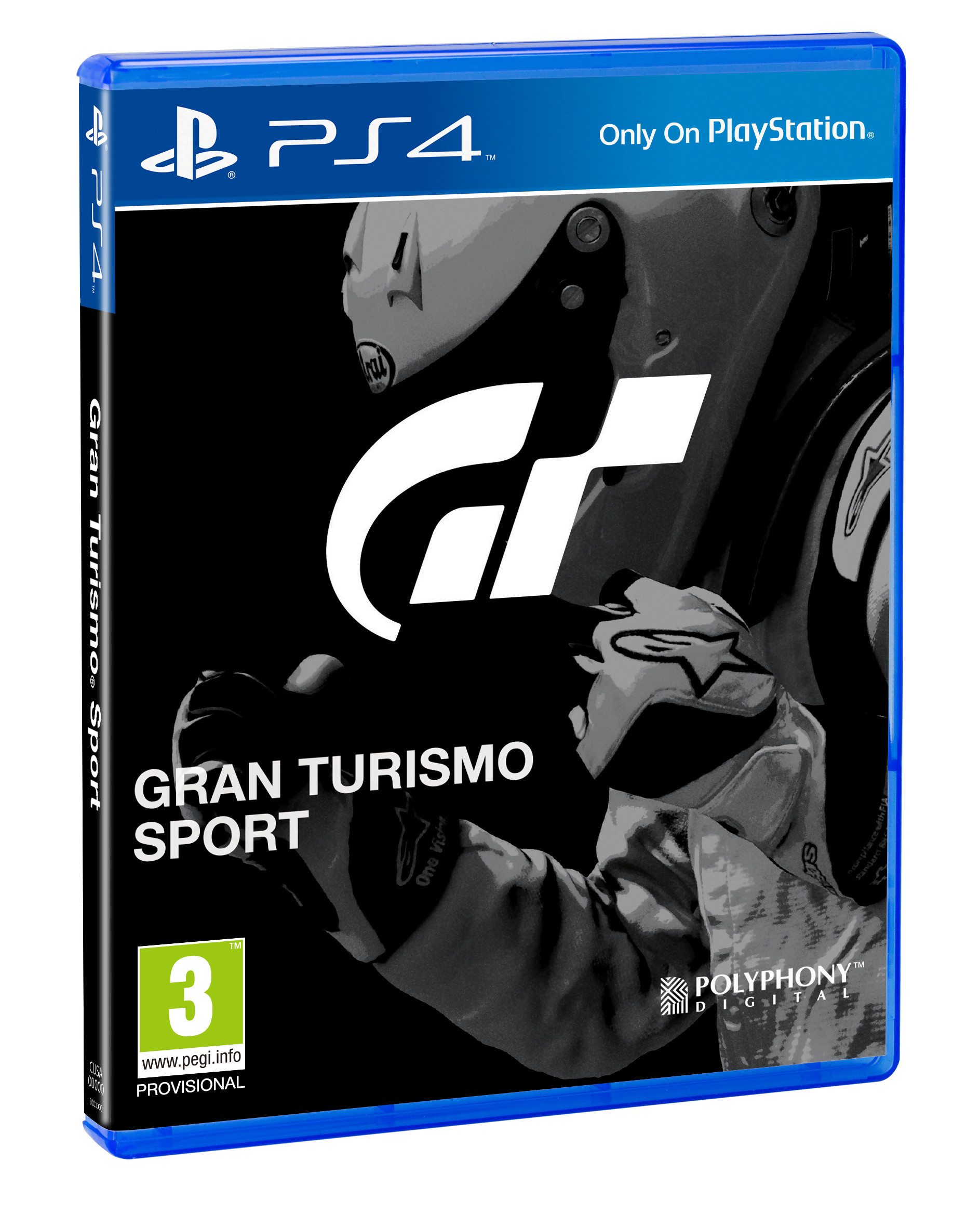 jaquettes gran turismo sport. Black Bedroom Furniture Sets. Home Design Ideas