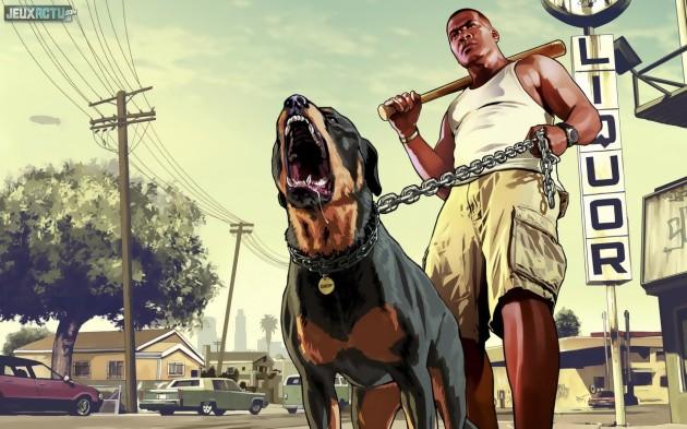 GTA 5 : Chop, le chien de Franklin, sera personnalisable