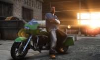Franklin se déplace souvent en moto dans GTA 5