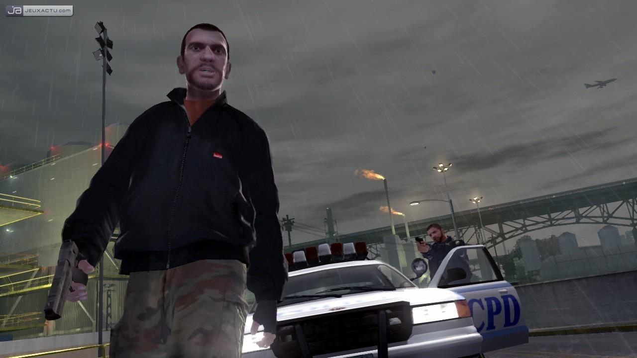 GTA IV débarque sur Xbox One