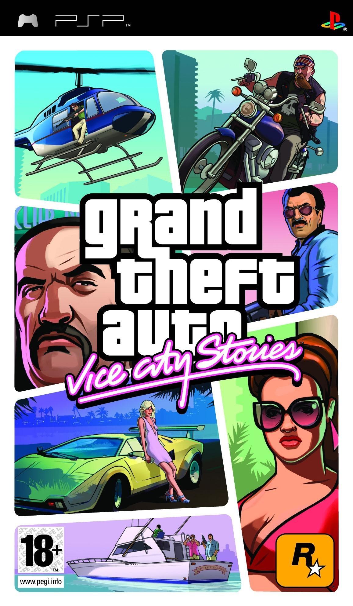 grand theft auto vice:
