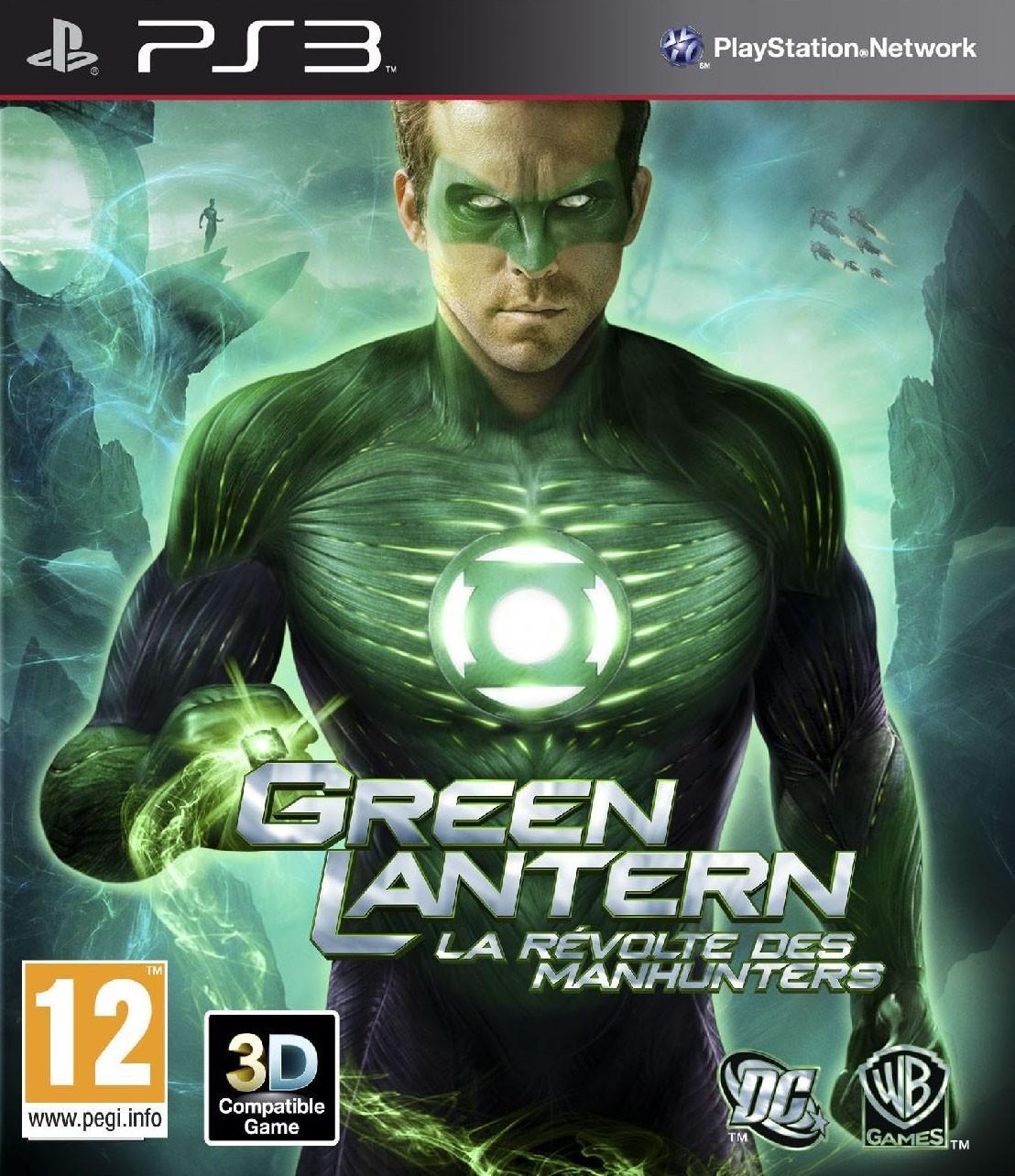 jaquettes green lantern la r 233 volte des manhunters