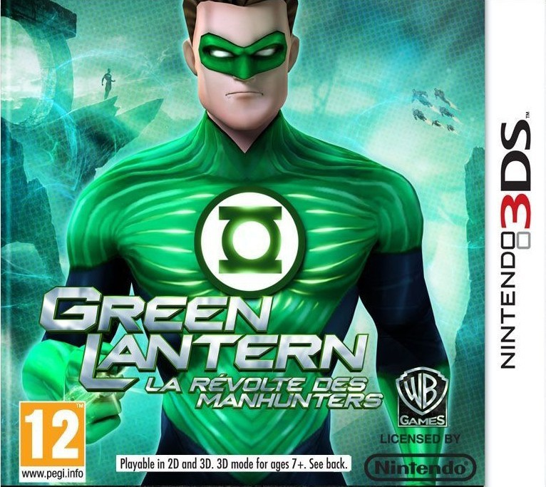 trailer green lantern