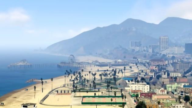 GTA 5 : les plus beaux paysages du jeu en photos