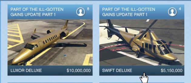 """GTA 5 : voici tout ce que contient la MAJ """"Le crime paie"""" Gta-5-55799907ef85c"""
