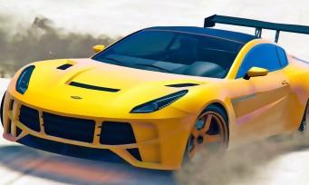 GTA Online : un trailer pour l'éditeur de Courses Casse-Cou