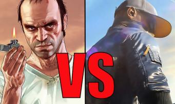 GTA 5 vs Watch Dogs 2 : qui est le plus beau ? Réponse en vidéo
