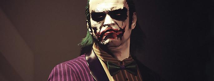 GTA 5 : Trevor déguisé en Joker est aussi flippant qu'impressionnant !