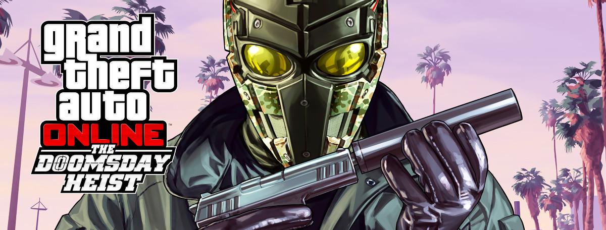 """GTA Online : on a joué au """"Braquage de la fin du monde"""" et ça décoiffe !"""