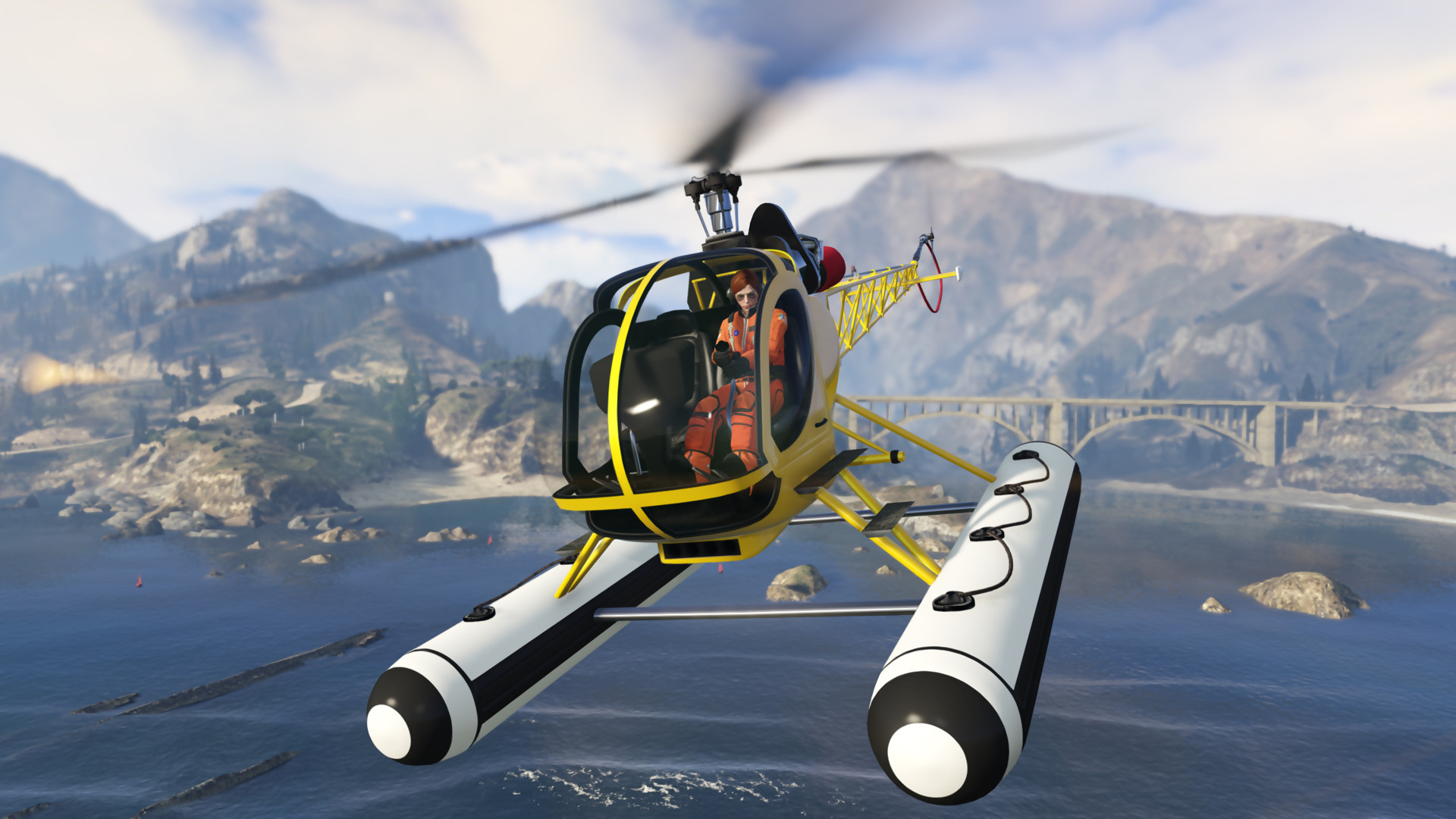 how to fly helicopter gta 5 ps4
