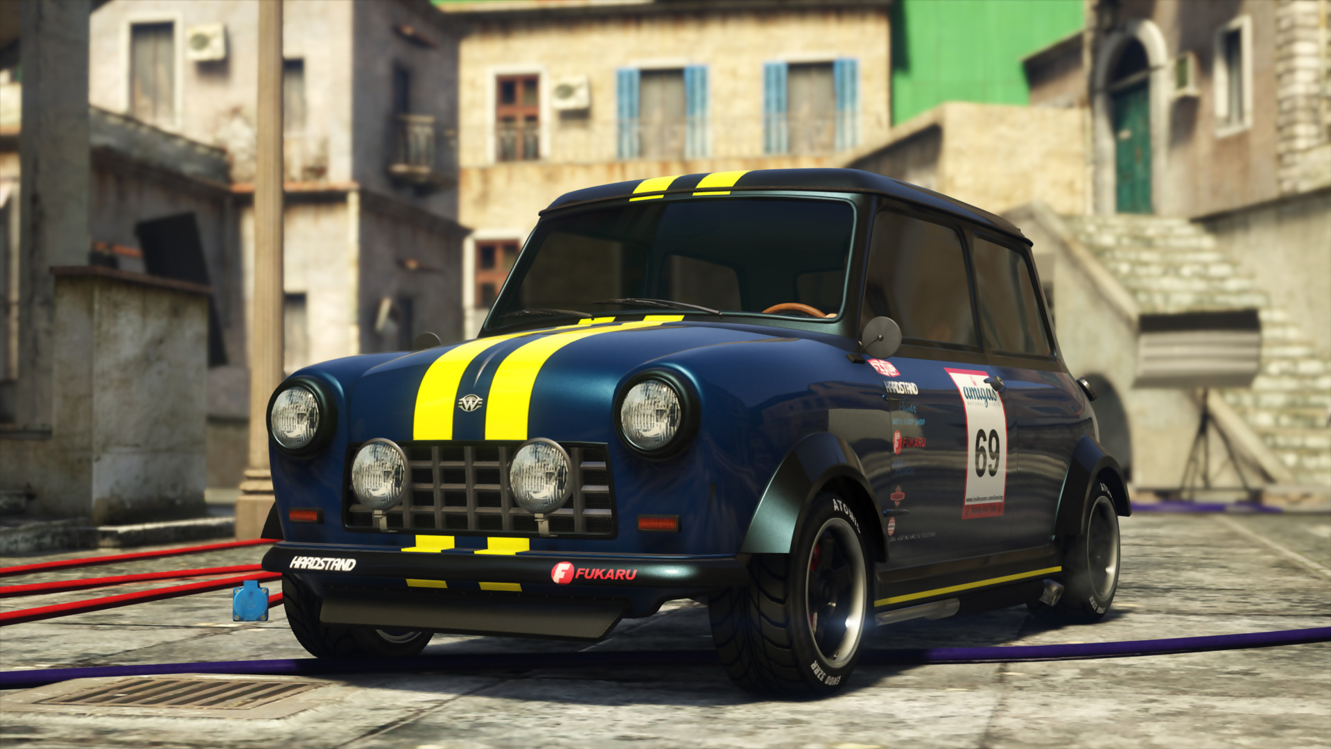 Gta 5 trailer de gameplay la braquage l 39 italienne for Voiture garage gta 5 mode histoire