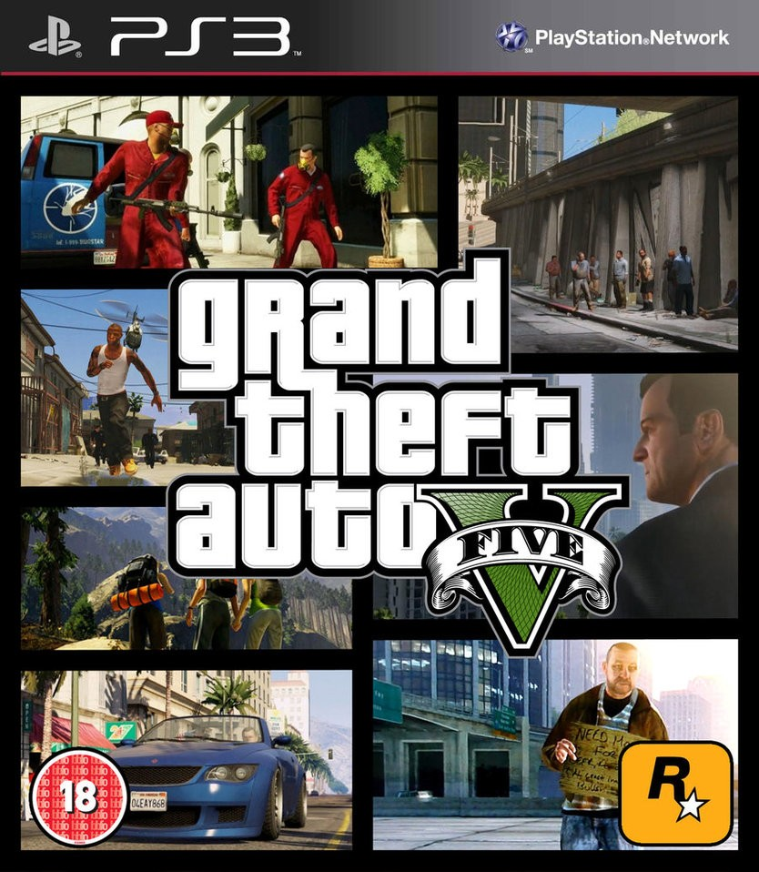 Ouya Hacks: Grand Theft Auto 5 ….Avalaible For CFW PS3 Users…….Thanks