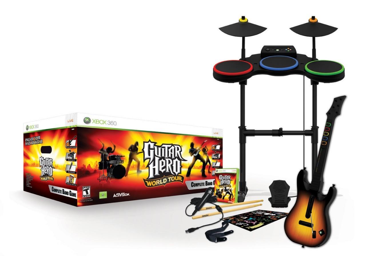 Guitar Hero  World Tour Playlist