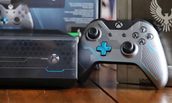 Halo 5 Guardians : notre unboxing de la Xbox One collector