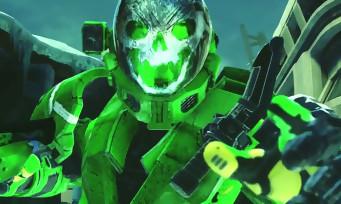 Halo 5 : trailer du mode Infection