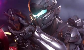 Halo 5 Guardians : un patch 4K pour la Xbox One X, la vidéo monstrueuse