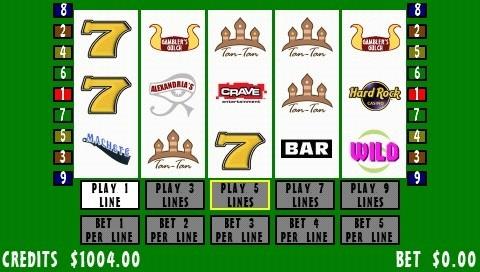 Hard rock casino trucchi ps2