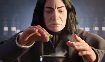 Harry Potter Hogwarts Mystery : le trailer de lancement sur iOS et Android