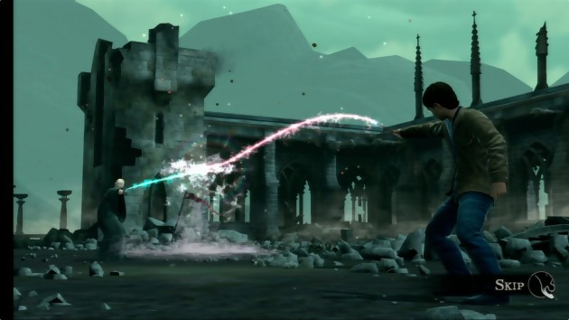Harry Potter pour Kinect