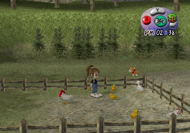 download harvest moon a wonderful life ps2 for pc