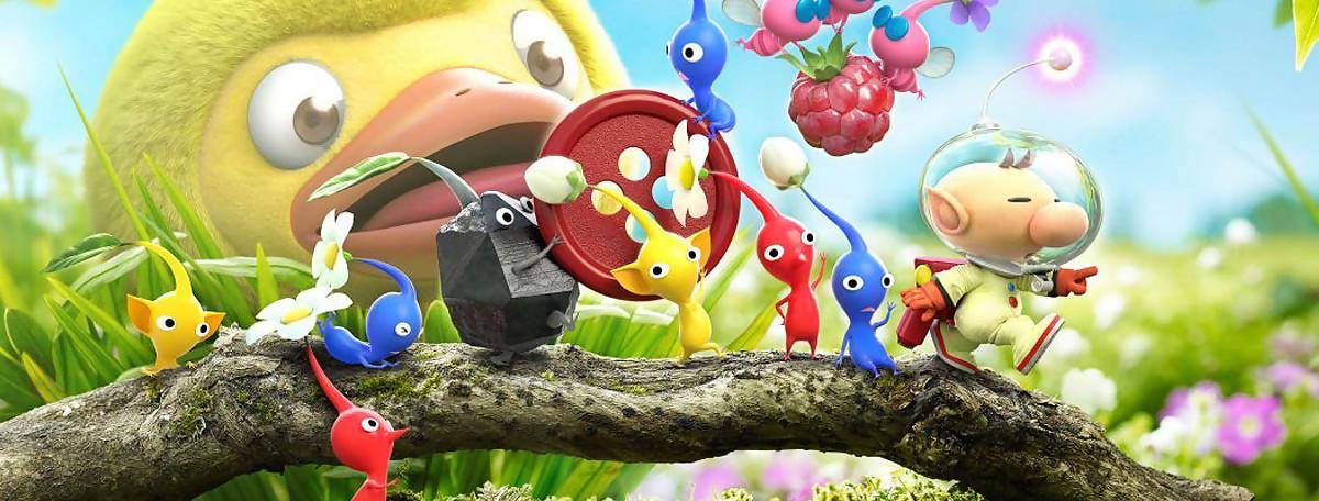 Test Hey! PIKMIN : l'épisode du pauvre sur 3DS