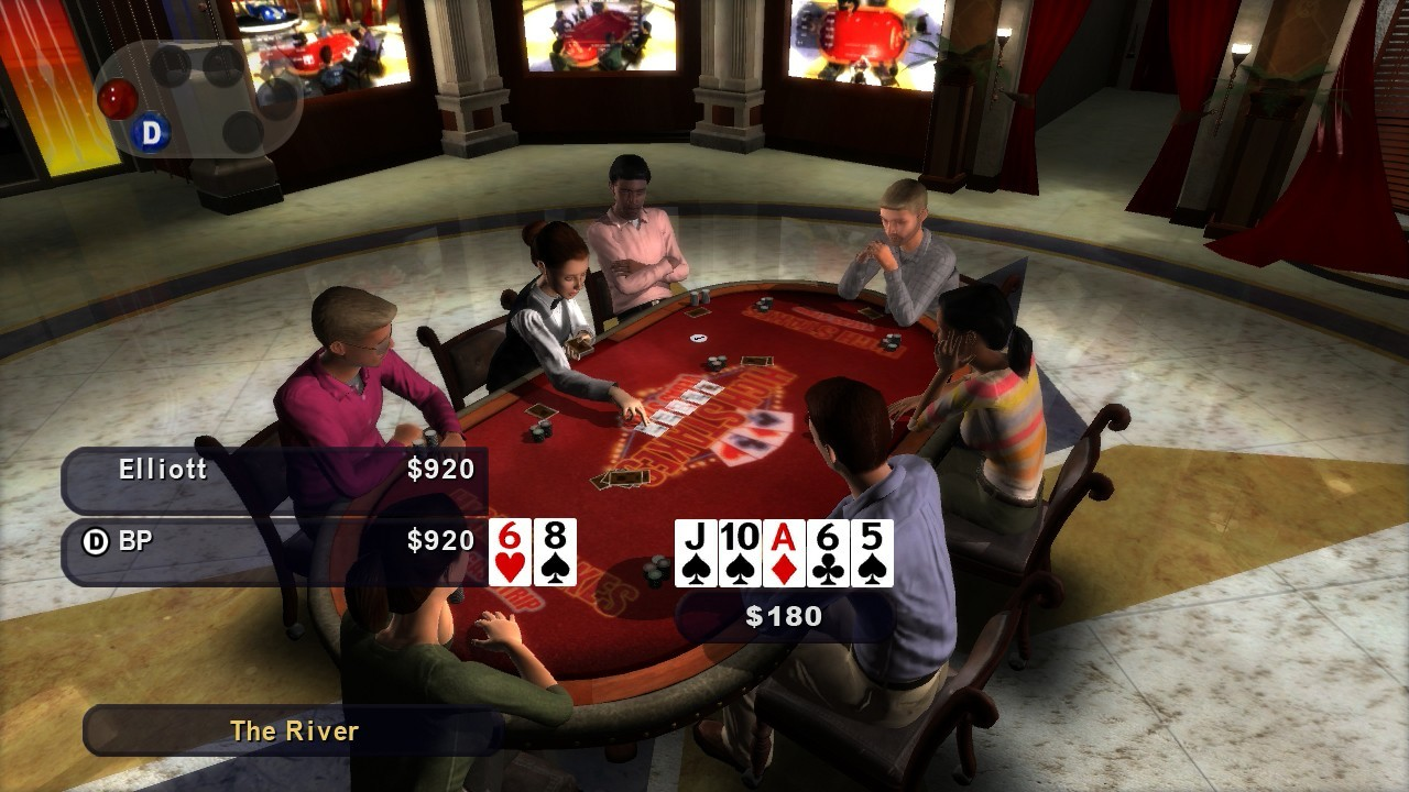 High stakes poker meaning