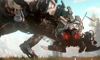 Horizon Zero Dawn : une nouvelle vidéo sur PS4