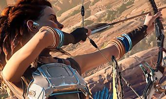 Horizon Zero Dawn : un nouveau trailer de toute beauté sur PS4