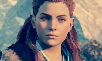 Horizon Zero Dawn : 20 min de gameplay dans l'open world massif du jeu