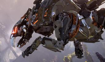 Horizon Zero Dawn : les machines prennent le pouvoir en vidéo