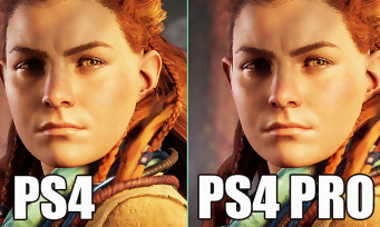 Horizon Zero Dawn : PS4 vs PS4 Pro, le comparatif vidéo !