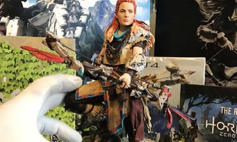 Horizon Zero Dawn : notre unboxing du collector avec la figurine d'Aloy