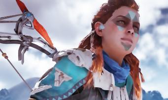 Horizon Zero Dawn : du gameplay pour le DLC Frozen Wilds
