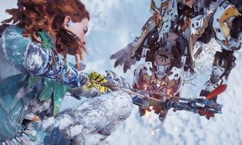 Horizon Zero Dawn : trailer du Scorcher, le robot-loup cracheur de feu !