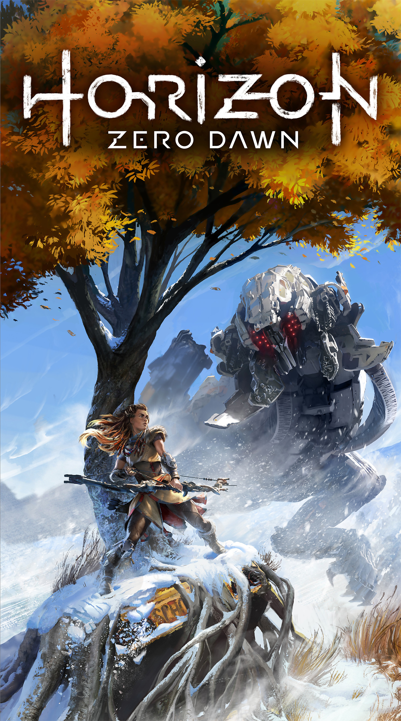 Horizon zero dawn trailer de gameplay de l 39 e3 2015 - Horizon zero dawn android wallpaper ...