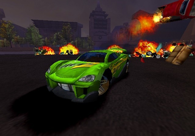 hot wheels velocity: