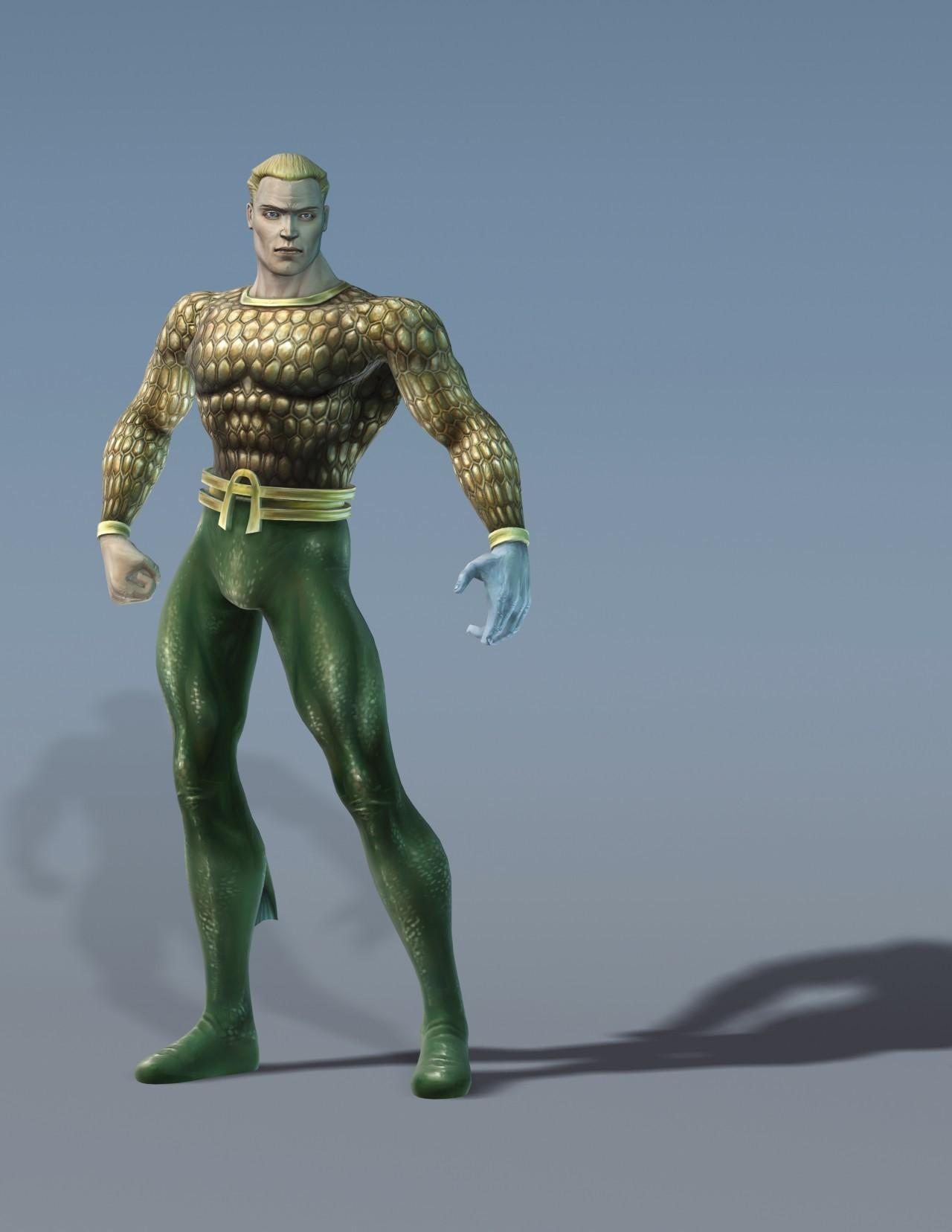 Toutes les images du jeu Héros de la Ligue des Justiciers