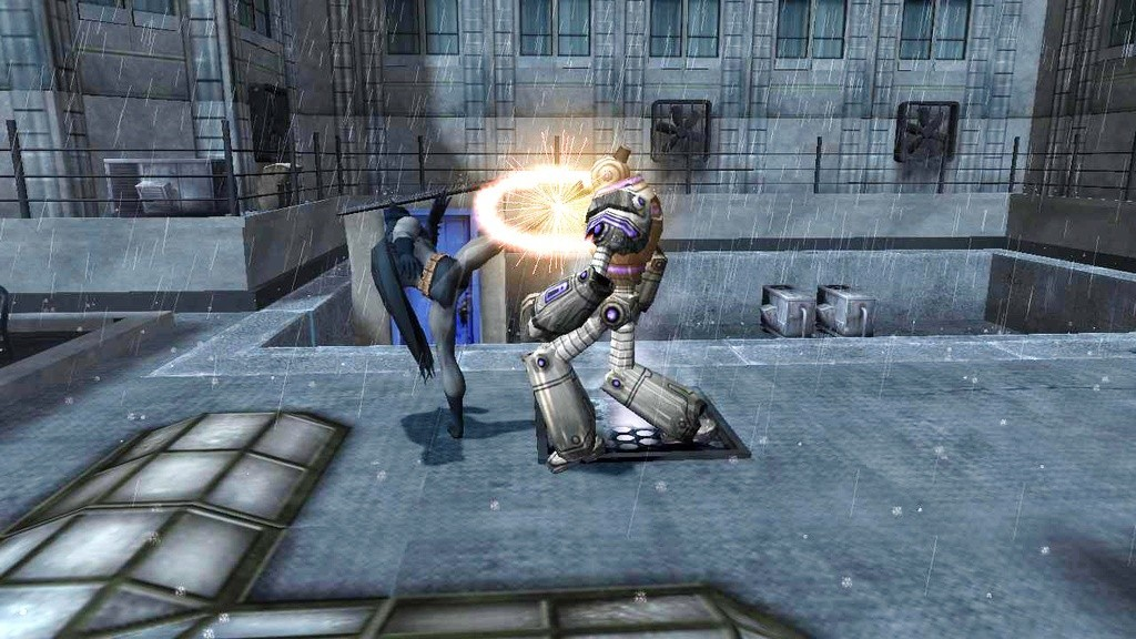 Images Heros De La Ligue Des Justiciers