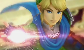Hyrule Warriors : gameplay trailer