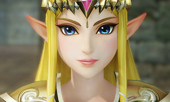 Hyrule Warriors : un nouveau trailer avec la princesse Zelda