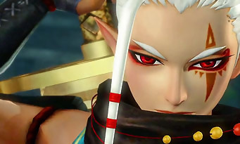 Hyrule Warriors : le trailer avec Impa