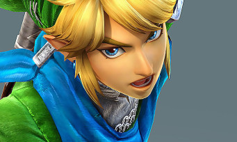 Hyrule Warriors : un nouveau trailer avec Link et les Gants de Puissance