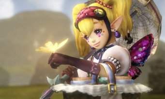Hyrule Warriors : trailer d'Agitha