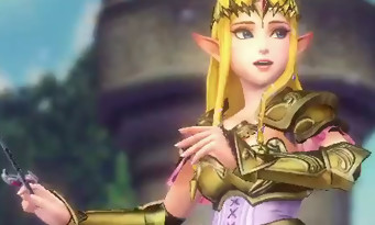 Hyrule Warriors : trailer de Zelda avec le Wind Waker