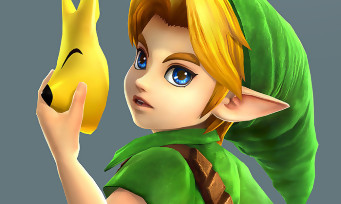 Hyrule Warriors : trailer du DLC Majora's Mask