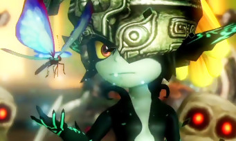 Hyrule Warriors : trailer de gameplay des persos de Twilight Princess