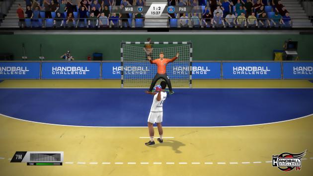 IHF Handball Challenge 14 : plein d\u0026#39;images en attendant la sortie