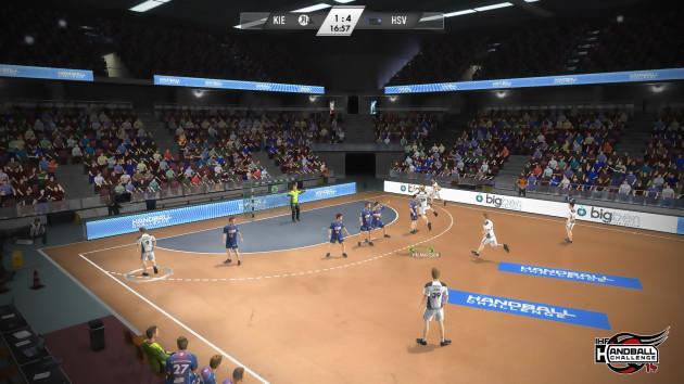 IHF Handball Challenge 14 : plein d'images en attendant la sortie