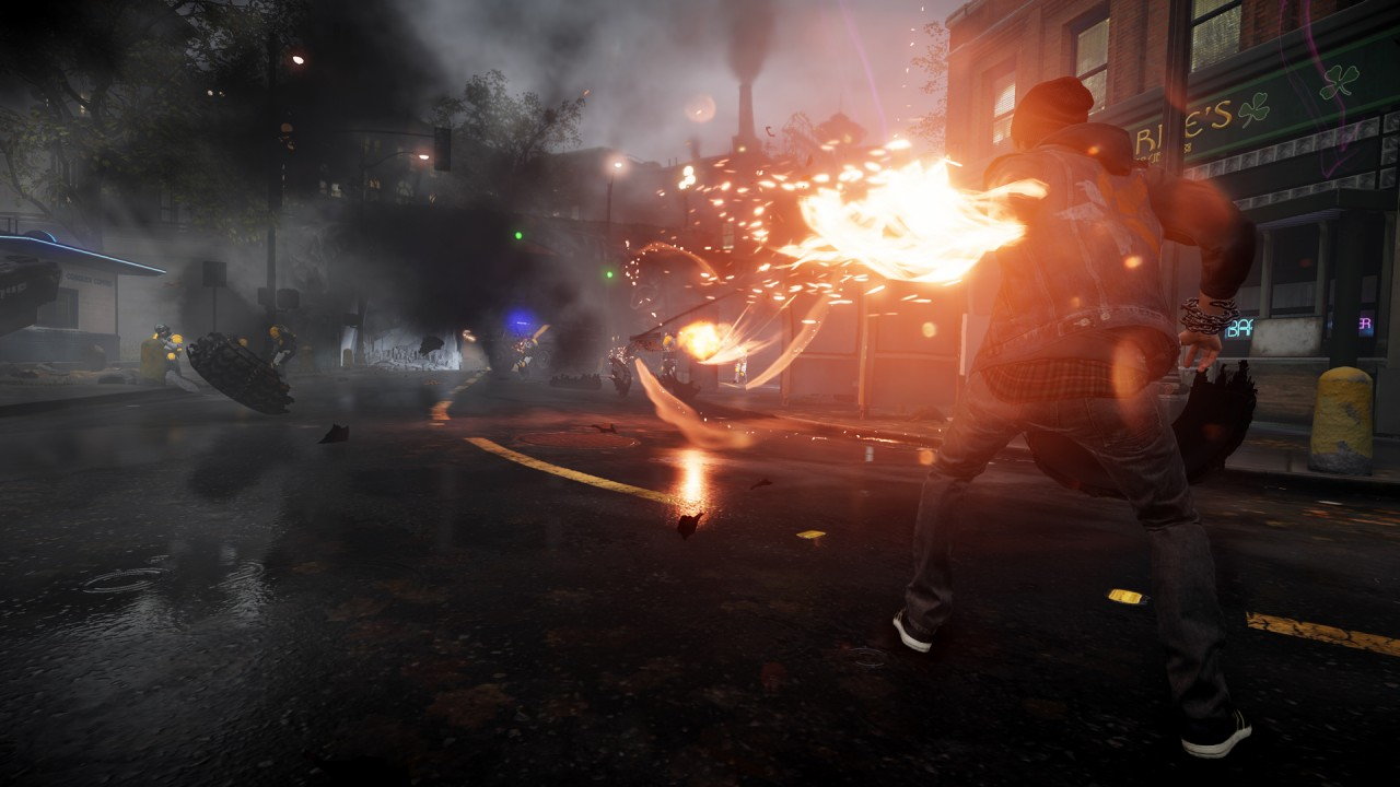 Images infamous second son page 4