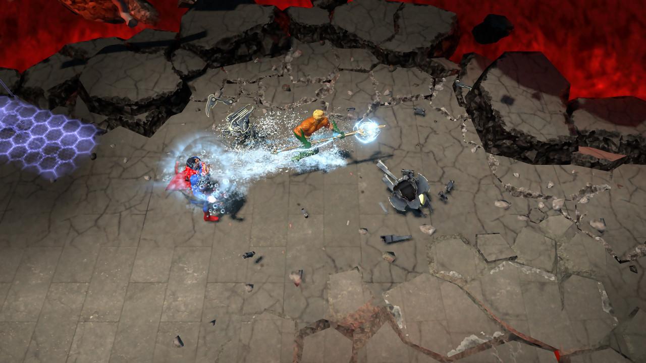 jeu infinite crisis test - photo #14